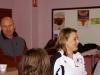 Carole, l'entraîneur des baby-judo et nouvelle ceinture noire du club