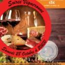 Soirée Vigneronne – Samedi 28 octobre 2017